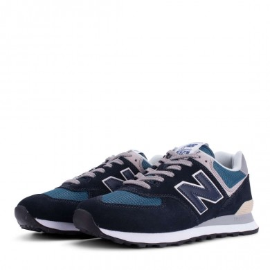 New Balance ML574ESS Dark Navy & Marred Blue