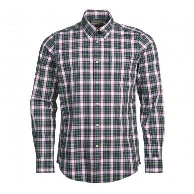 Barbour Highland Check Shirt Navy