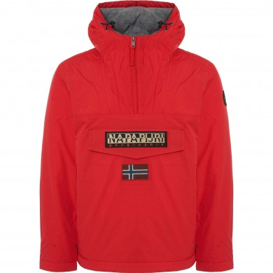 Napapijri Rainforest Winter Pocket Old Red