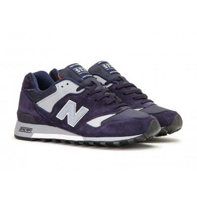 New Balance M577NGR - Made in England Navy & Grey