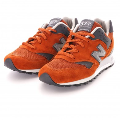 New Balance M577ORG - Made in England Orange