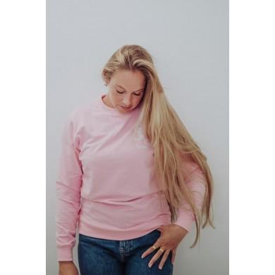 """Loco Legend """"Ella"""" Sweatshirt Pink"""