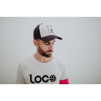 Loco Legend Refery Cap Black