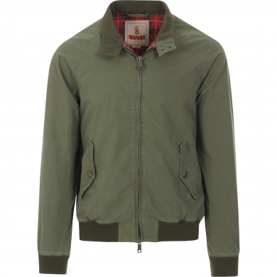 Baracuta G9 Harrington Jacket Army