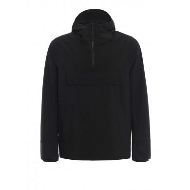 Woolrich Tech Anorak Jacket Black