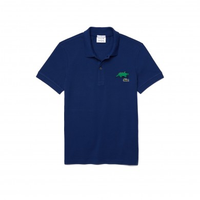 Lacoste x Jeremyville Polo Shirt Methylene