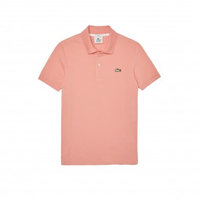 Lacoste Live Slim Fit Polo Shirt Pink