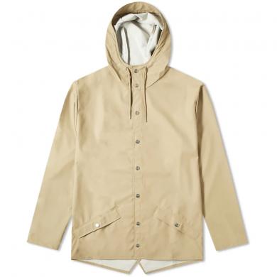 Rains Classic Jacket Beige