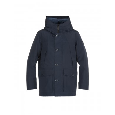 Woolrich Gore-Tex Storm Parka 3-In-1 Dream Blue