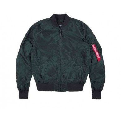 Alpha Industries MA-1 LW Iridium Dark Petrol