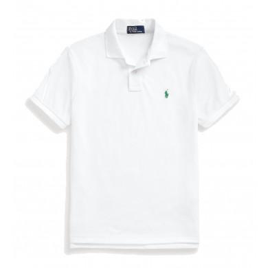 Polo Ralph Lauren The Earth Polo Shirt White