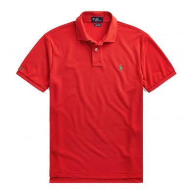 Polo Ralph Lauren The Earth Polo Shirt Red