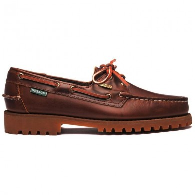 Sebago Ranger Waxy Waterproof Brown & Gum