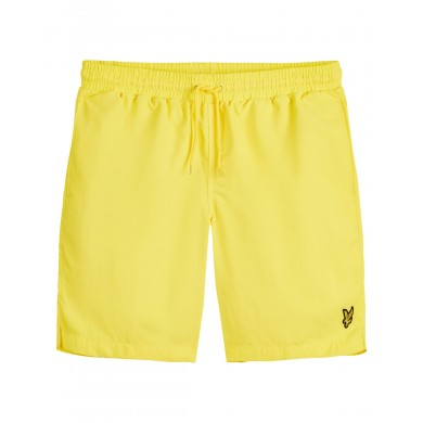 Lyle & Scott Plain Swin Shorts Buttercup Yellow