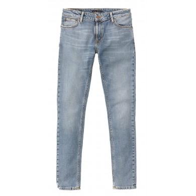 Nudie Jeans Skinny Lin Blue Horizon L32