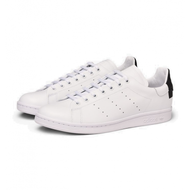 Adidas Stan Smith Recon White, Core Black & Gold