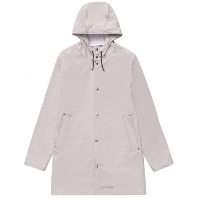 Stutterheim Stockholm Lightweight Raincoat Light Sand