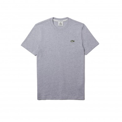 Lacoste Live Cotton Tee Grey Chine