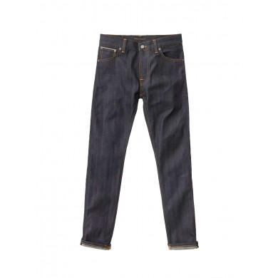 Nudie Jeans Thin Finn Dry Selvage Comfort L34