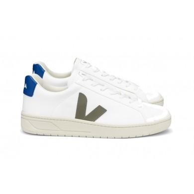 Veja Urca Sneaker White, Khaki & Indigo