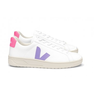 Veja Urca Sneaker White, Lavande & Sari