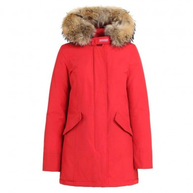 Woolrich W´s Arctic Parka FR Red French Kiss