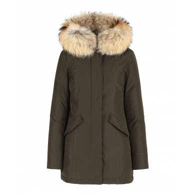 Woolrich W´s Luxury Arctic Parka Dark Green