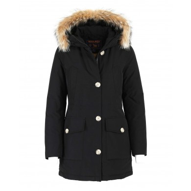 Woolrich W´s Arctic Parka High Collar Black