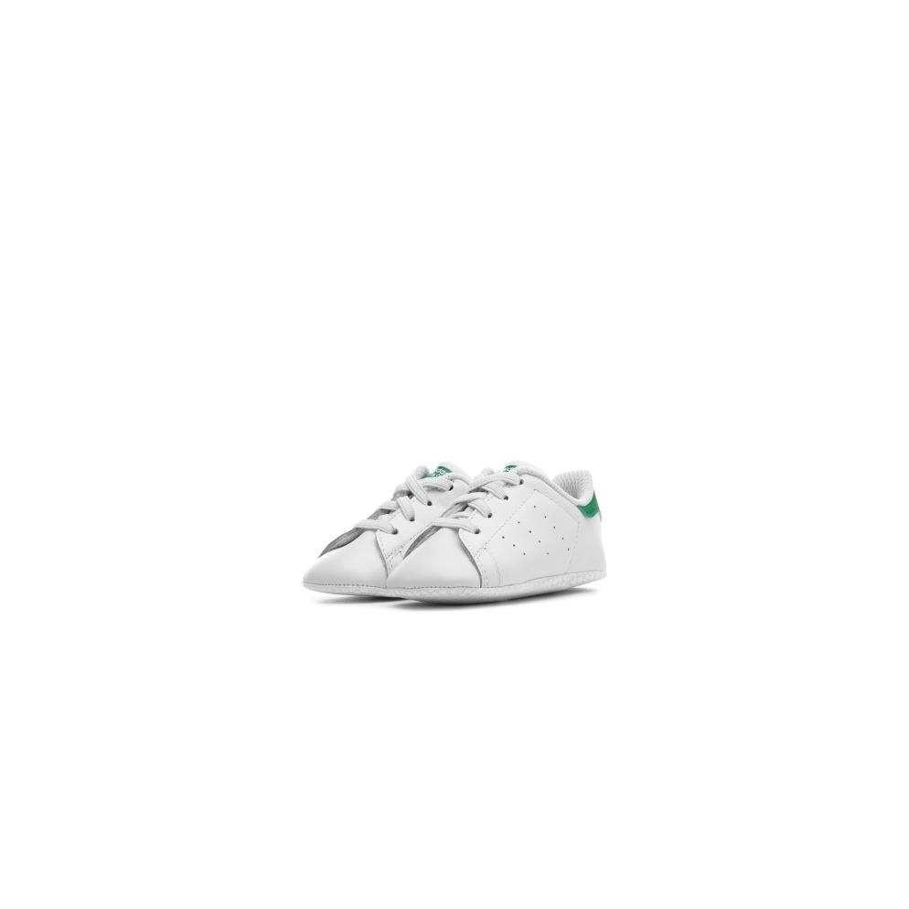 pretty nice 89fe4 8c616 Adidas Stan Smith Crib White   Green B24101