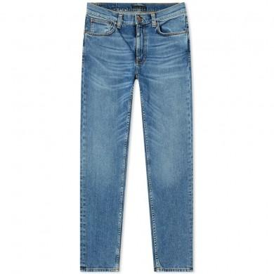 Nudie Jeans Lean Dean Lost Orange L32