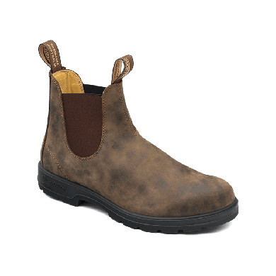 Blundstone Super 550 Boots Rustic Brown