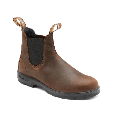 Blundstone Super 550 Boots Antique Brown