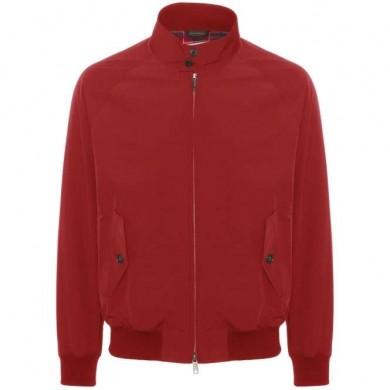 Baracuta Original G9 Harrington Jacket Archives Dark Red