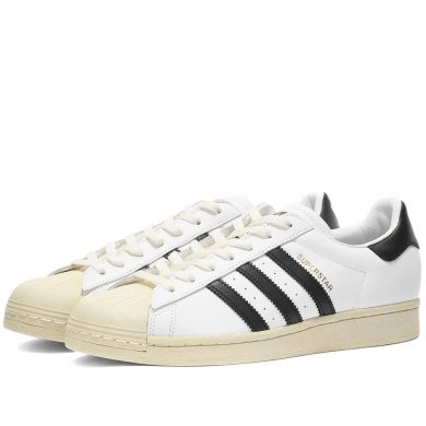 Adidas Superstar Cloud White & Black
