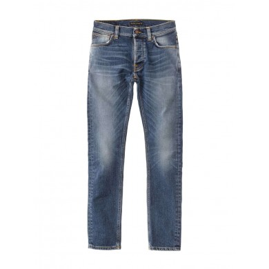 Nudie Jeans Tilted Tor Shackled and Blue L32